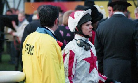 The Jockey G Lee @ Cheltenham 18th March 2004